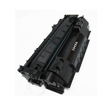 Reman Toner Cartridge for HP 49A Laserjet 1160 1320 1320n 1320nw 1320t (Black)