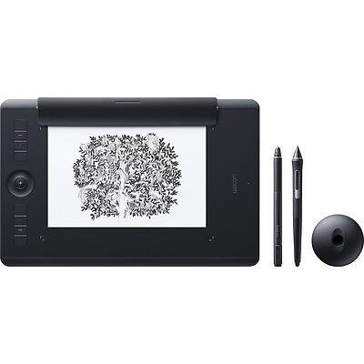 Wacom PTH660P Intuos Pro Pen Tablet Medium