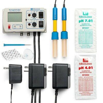Milwaukee Mc125 Pro 2-in-1 Digital Ph Orp Controller