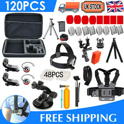 Gopro Accessories Kit Fit Hero 8 7 5 6 4 for Sport Action Camera Accessory SJCAM