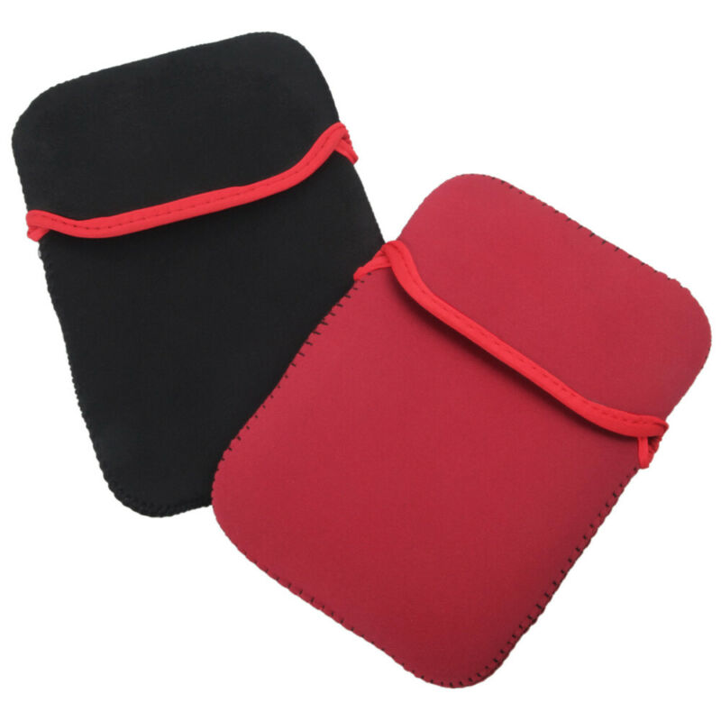 NEW 2x Sheet Film Holder Protection Case Bag Pouch Neoprene For 4x5 Large Format