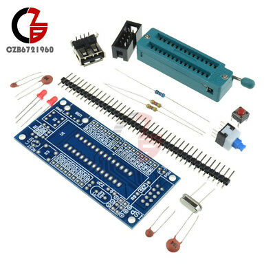 Atmega8 Atmega48 Atmega88 Development Pcb Board Avr No Chip Diy Kit