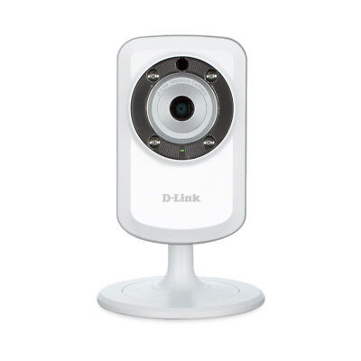 D-Link DCS-933L Day & Night Wi-Fi Security Camera with Sound and Motion Detector
