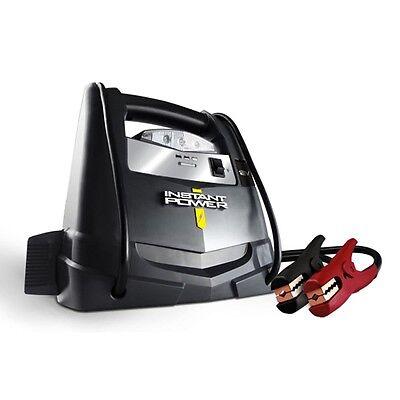 Schumacher 400 Amp Portable Battery Car Jump Starter  Certified Refurbished