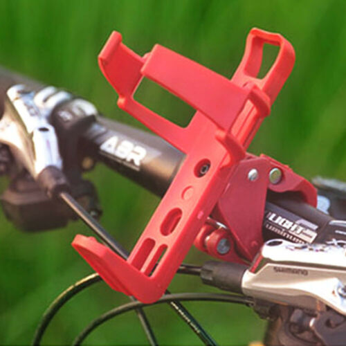 Aluminum Alloy Bike Bicycle Cycling Drink Water Bottle Holder Rack Cages #Fresh