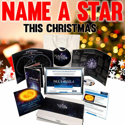 Personalised Gifts Godfather Set Name A Star Set Best Friend For Him