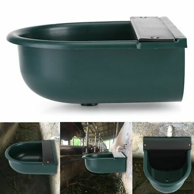 Automatic Float Valve Water Trough Pp Livestock Drinking Bowl For Horse Sheep Co