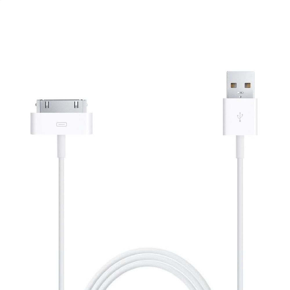 USB Data Sync Charging Cable for iPhone 4 4S 3Gs iPod Nano Touch