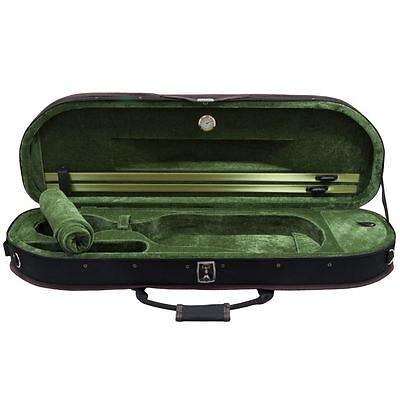 SKY 4/4 Full Size Premium Halfmoon Lightweight Violin Hard C