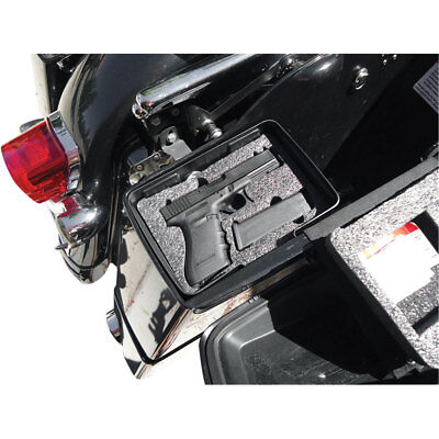 Hardbagger Glock Multi-Fit Foam Insert Kit 2004-13 Harley Stock Hard Saddlebags