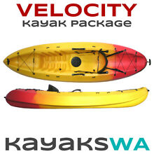 NEW Velocity Single Kayak -  With Extras Midland Swan Area Preview