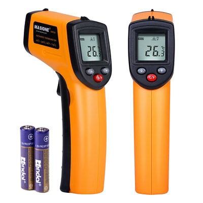 Digital Infrared Temperature Gun Non-contact Ir Laser Thermometer Fda Approved