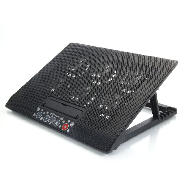 New 2 USB adajustable Cooling Cooler Pad