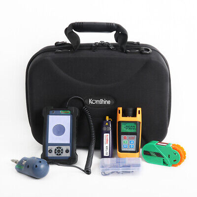 Fiber Optic Inspection Cleaning Kit Fiber Connector Video Inspection Probe 400x