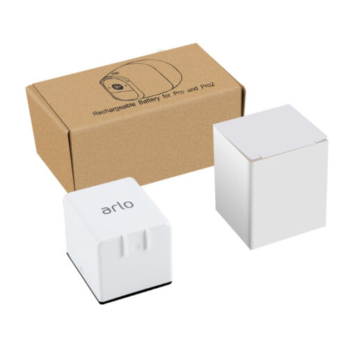 NEW OEM Battery for ARLO PRO, PRO 2, Extra Rechargeable LIGHT Camera VMA4400 CA