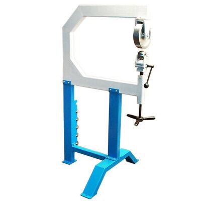 28 Throat English Wheel Sheet Metal Planish-ing Anvil Shrinker Stretcher Hammer