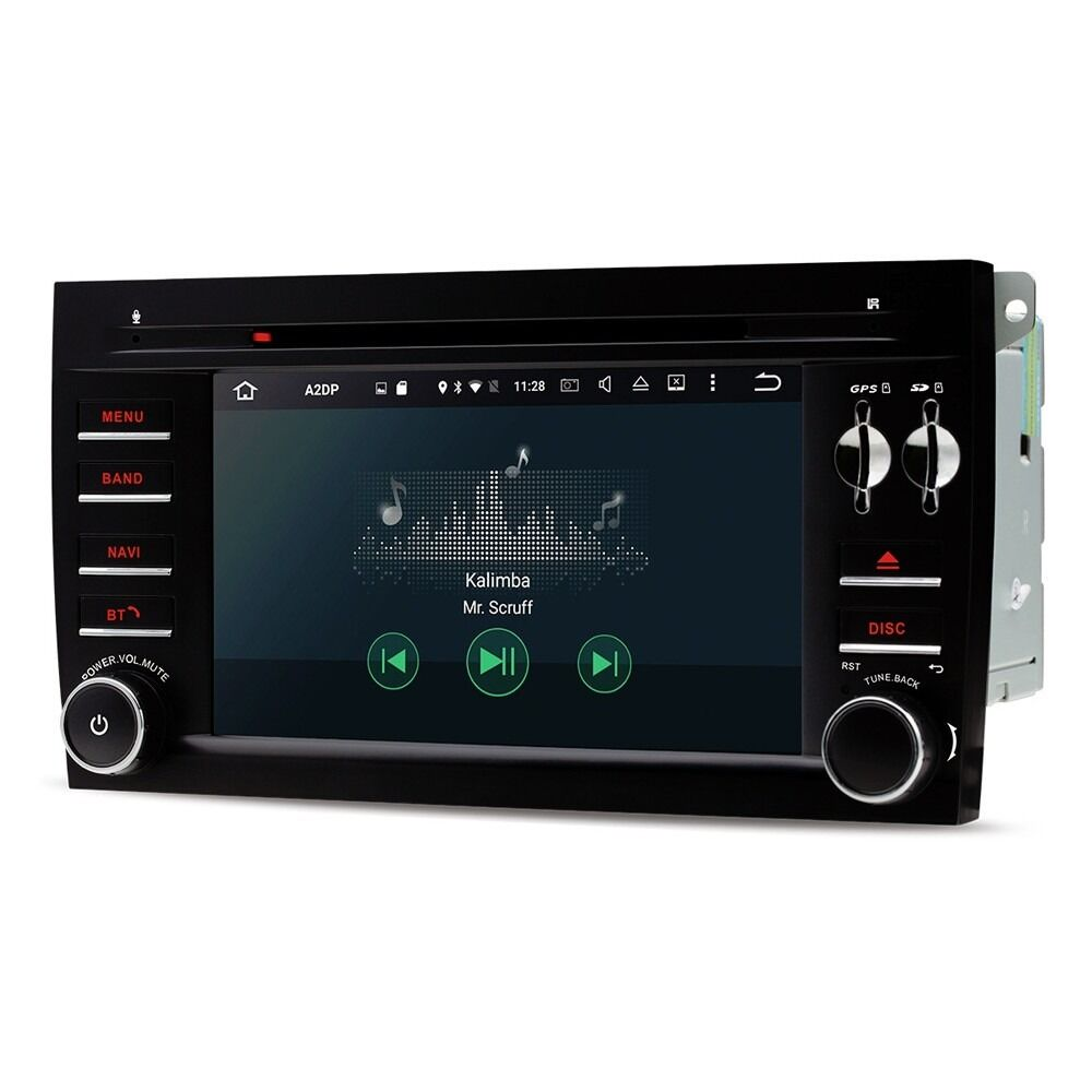 Porsche cayenne 7 car dvd usb sd stereo android 6 0 hd gps bluetooth headunit with wifi internet