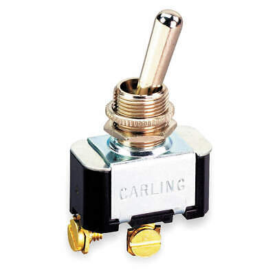 Carling Technologies 2fa54-73 Toggle Switchspst10a 250vscrew