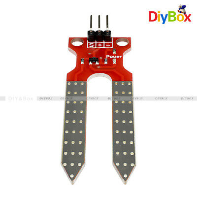 Soil Humidity Hygrometer Sensor Module Moisture Detection For Arduino Avr