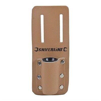 Silverline Scaffold Spanner Holder Leather 160 X 75mm - 783162 Belt