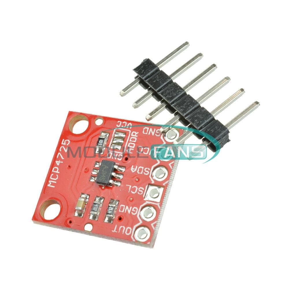 MCP4725 I2C DAC Breakout Development Board module 12Bit Resolution M