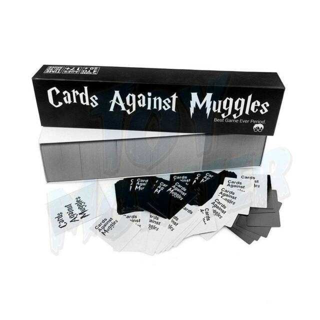 Kartenspiele Cards Against Muggles 1440 Cards HARRY POTTER EDITION Party Board Card Game