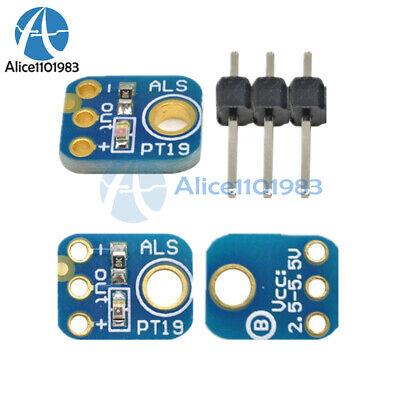 Als-pt19 Analog Light Sensor Module High Dynamic Range Sensor Breakout Board