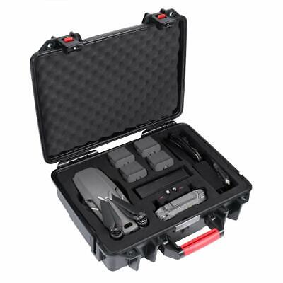 DJI Mavic 2 Pro/2 Zoom Fly More Combo Drone Waterproof Case Fits 5x Batteries