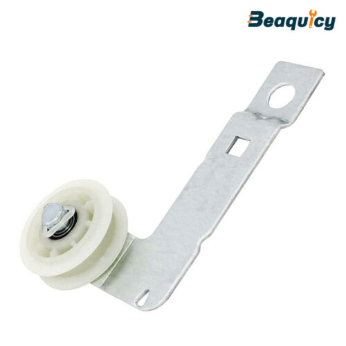 W10837240 Dryer Idler Pulley (Enhanced Ball Bearings) With Bracket by Beaquicy