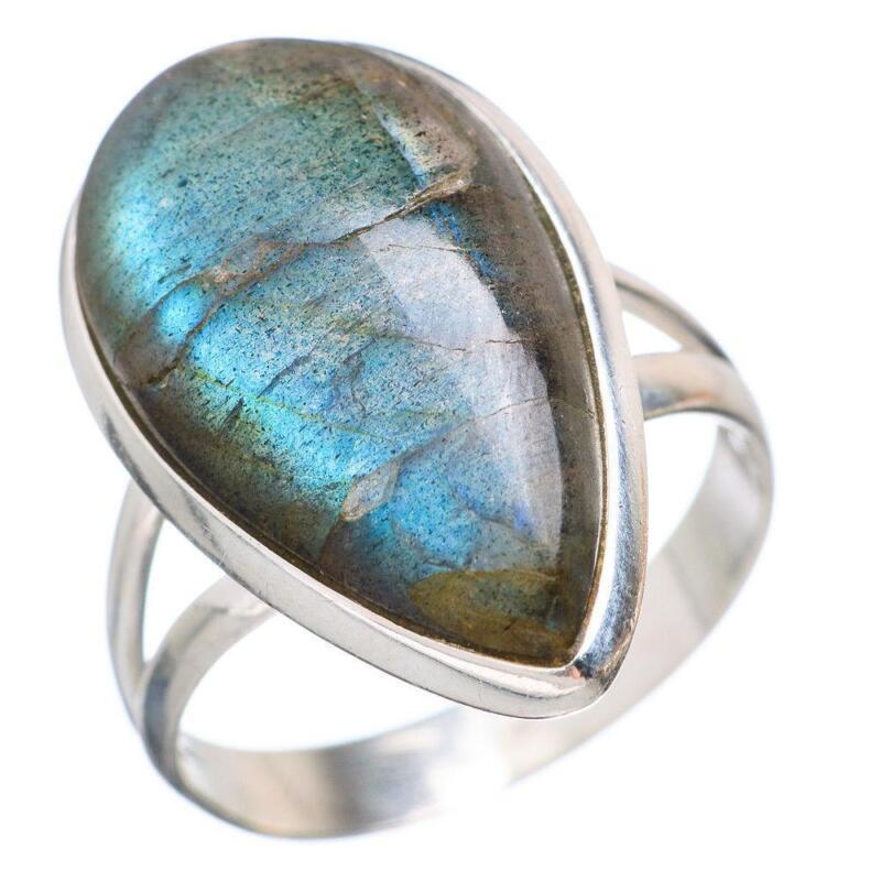 Labradorite Ring Ebay