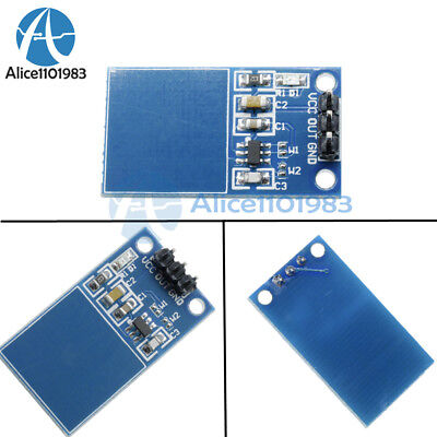 2510pcs Ttp223 Capacitive Touch Switch Digital Touch Sensor Module For Arduino