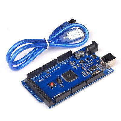 Original Mega 2560 R3 Atmega16u2 Atmega2560 Board Usb Cable For Arduino