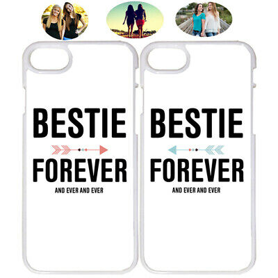 Bestie Forever And Ever Best Friend Phone Case Cover For iPhone X XR 7 8 S9