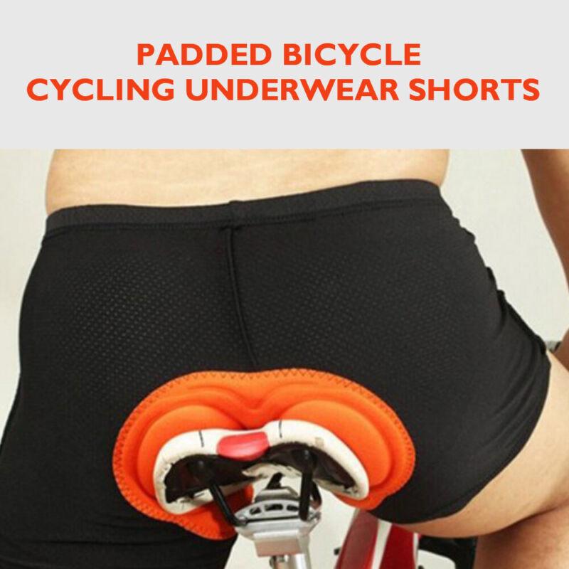 Men Women Cycling Shorts Bicycle Bike Underwear Pants  With