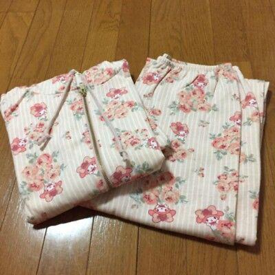 Liz Lisa Room Pjs Little Twin Star My Melody  Collaboration Pink Floral L  Japan