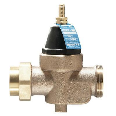 Watts 34 In. Brass Mpt X Ftp Pressure Reducing Valve 0960024