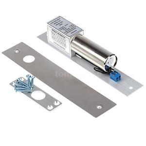 Magnetic Electric Drop Bolt Door Lock Auto Deadbolt DC 12V for Access Control