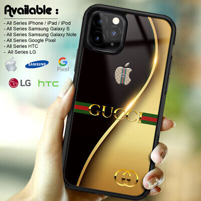 Case iPhone 6s X XR XS Guccy47RCases 11 Pro Max/Samsung Galaxy S20 S10 Applelogo