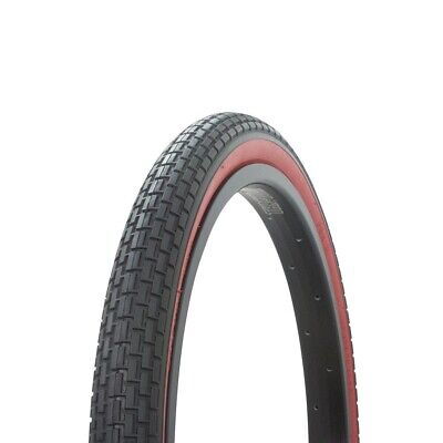 "1PAIR!Duro Bicycle Bike Tires /& Tubes 20/"" x .1.75/"" Blue//Gum Side Wall BMX COMP3"