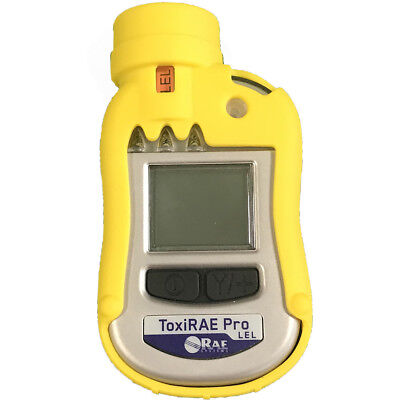 Rae Systems Toxirae Pro Lel Personal Combustible Gas Detector
