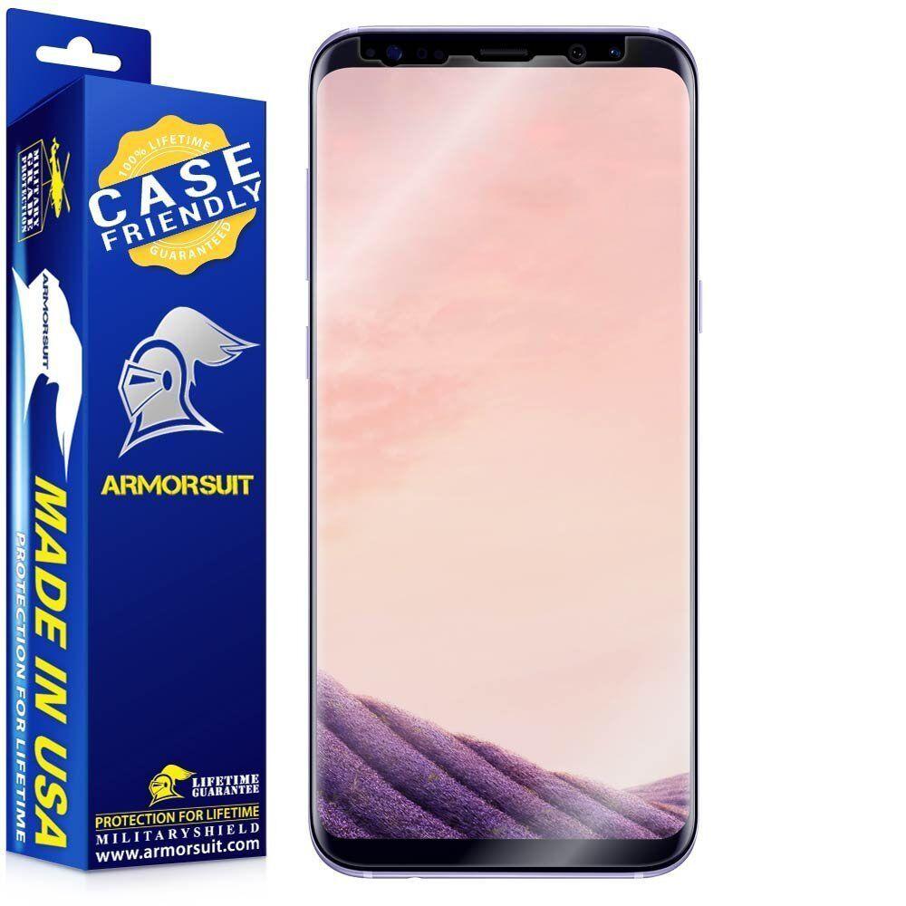 ArmorSuit - Samsung Galaxy S8 PLUS Case-Friendly Screen Prot