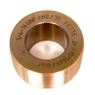 Lmt Fette Thread Roll Set 34-16 2k 1515669 Set Of 3
