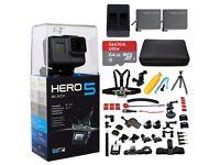 GoPro hero 5 bundle