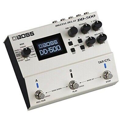BOSS DD-500 Digital DelayNew F/S