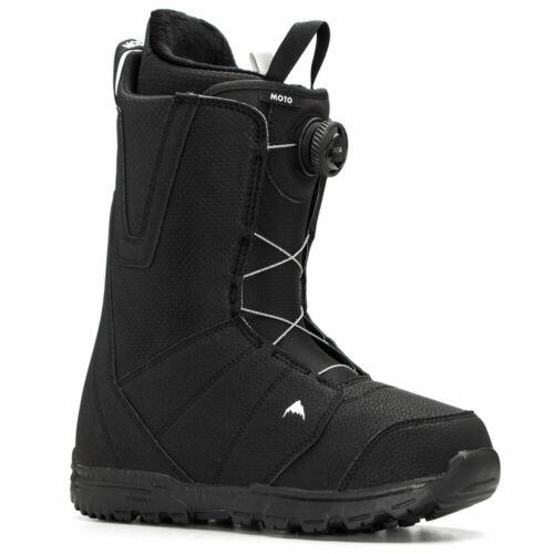 BURTON Men's Moto Boa Snowboarding Boots - 2020 - 12.0 - Bla