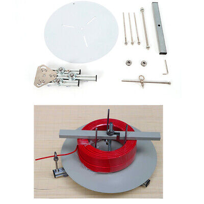 Durable Portable Wire Cable Spool Solder Reel Dispenser Stand Holder Free Ship