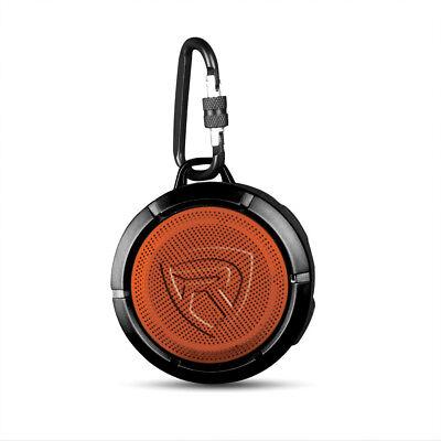 Rockville RPB1 10 Watt Waterproof Portable Handheld Bluetooth Speaker+NFC Loud!