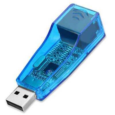 Adaptador Conversor de USB a Red Ethernet RJ45 Tarjeta de Red para...