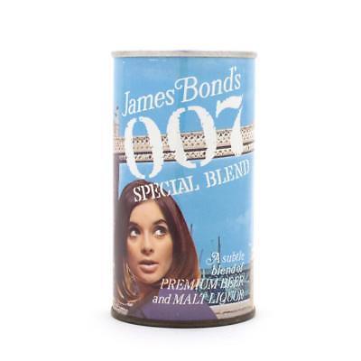 James Bond 007  Westminster  Beer Can Lot 3