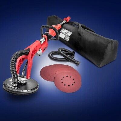 Power Pro 2100 -- Electric Drywall Sander-- 710 Watts 6 Speed -- Extendable